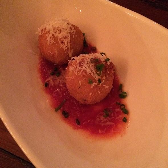 Arancini - EOLO: Seasonal Sicilian Kitchen, New York, NY