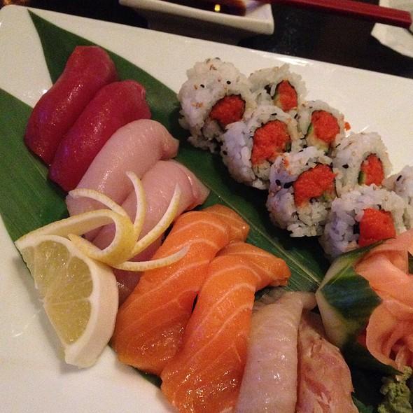 Sushi Entree No Shrimp - Rice & Company - Luxor, Las Vegas, NV