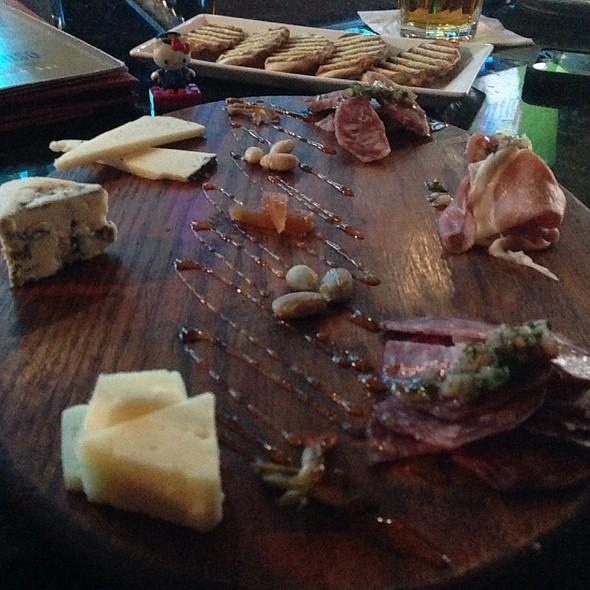 Meat and Cheese Platter - Sorriso - Bar Celona, Pasadena, CA