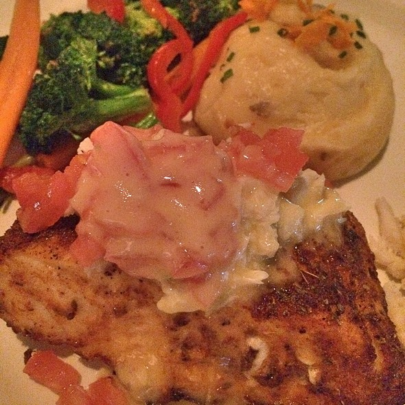 Chilean Sea Bass - Chart House Restaurant - Alexandria, Alexandria, VA