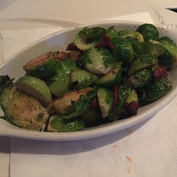 Brusselsprouts - Burbank Bar & Grille, Burbank, CA