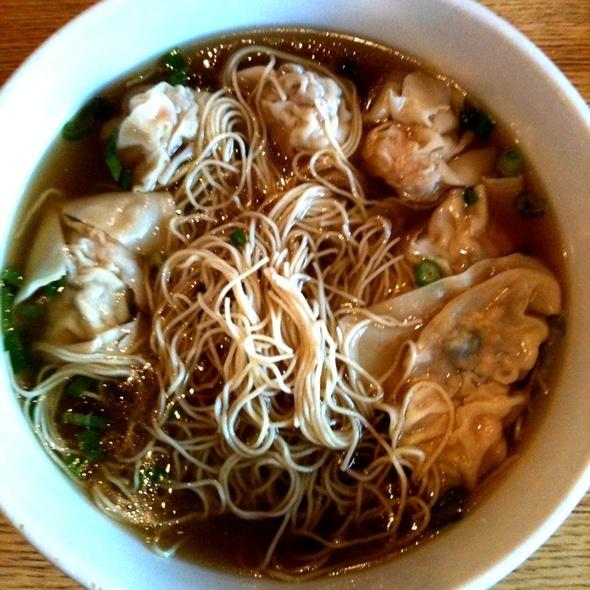 Gyoza @ Wah Kee Wonton Noodle Restaurant
