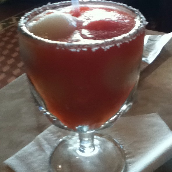 Swirled Margarita @ Chuy's