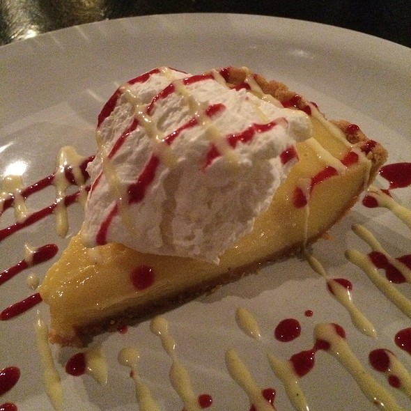 Key Lime Pie - Margaux's Restaurant, Raleigh, NC