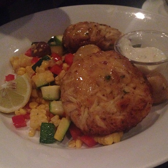 Maryland Style Crab Cakes - Tony & Joe's Seafood Place, Washington, DC