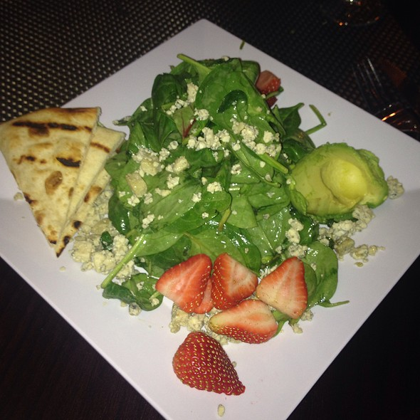 Red Morocco Salad