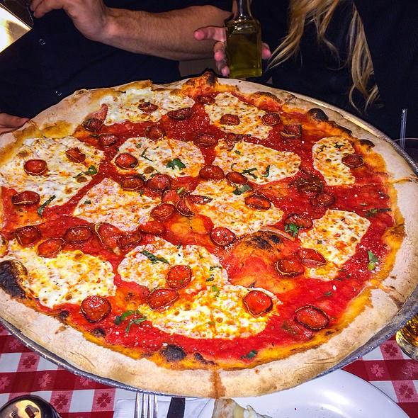Pepperoni @ Lombardi's Pizza