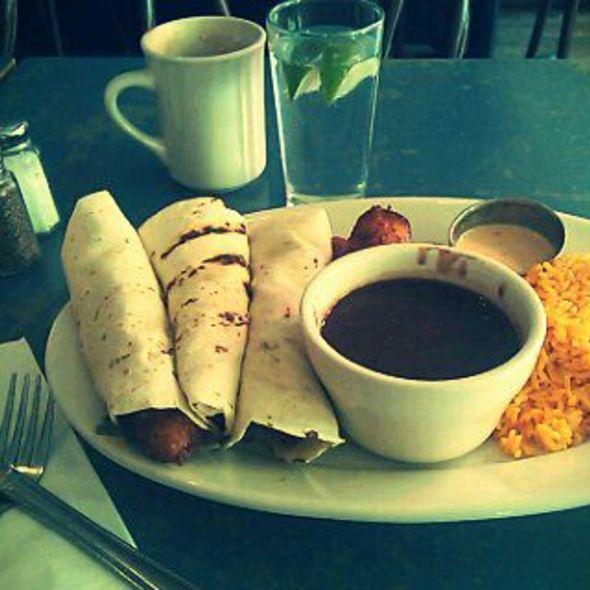 Fish Taco @ Bogota Latin Bistro
