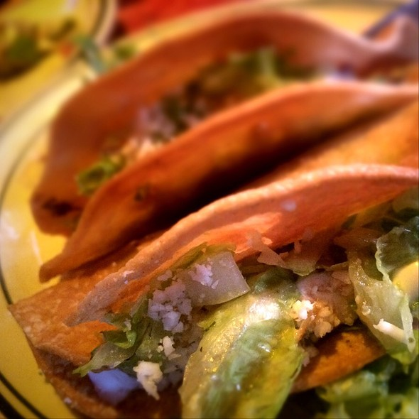 Steak Tacos @ Pink Taco