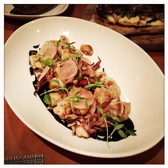 Montauk Squid Salad @ Craft Bar Restaurant
