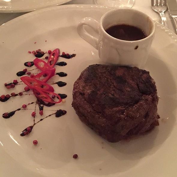 Steak @ Cafe De Paris
