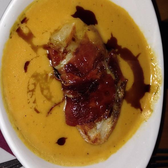 Butternut Squash Soup - La Boca, Santa Fe, NM