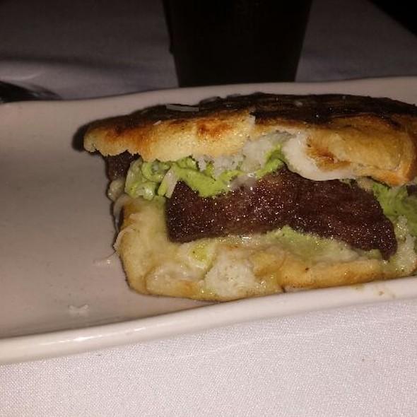 waygu beef sandwich - The Palace, San Francisco, CA