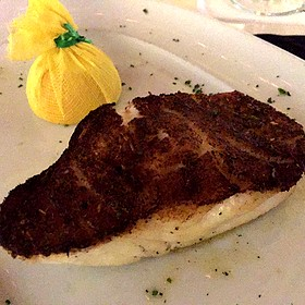 Blackened Chilean Sea Bass