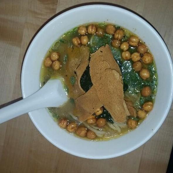 Hozon Ramen @ Momofuku Noodle Bar