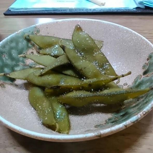 Green beans @ Yamabuki