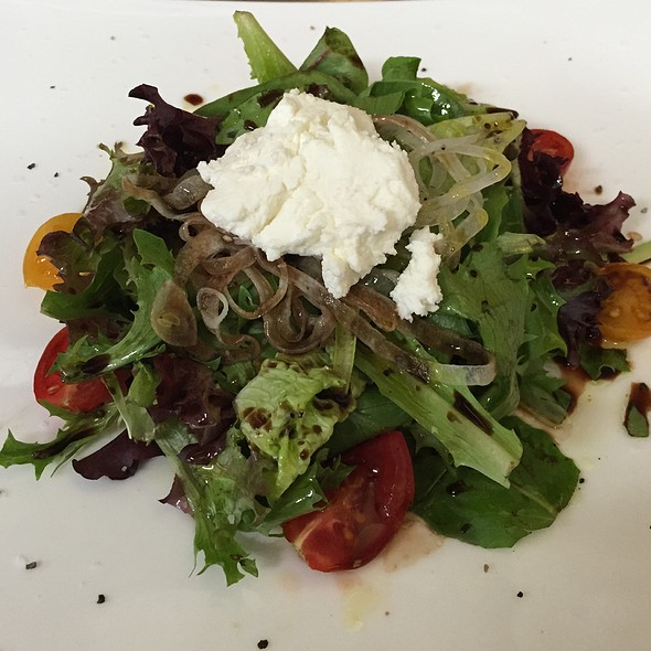 Mountain Green Salad - Luciano's, Wrentham, MA