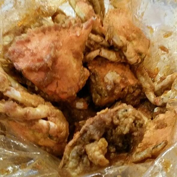 Blue Crab @ Krispy Catch Seafood & Grill