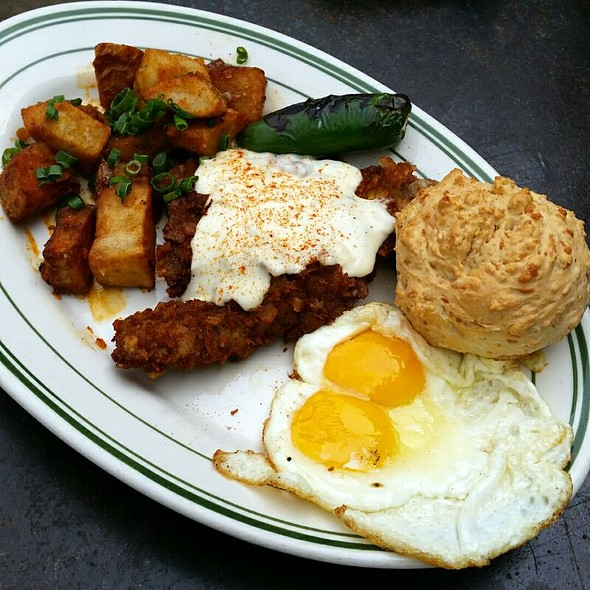 Evening Breakfast @ BRC Gastropub