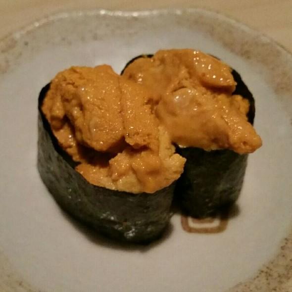 Uni @ Yamato Japanese Restaurant