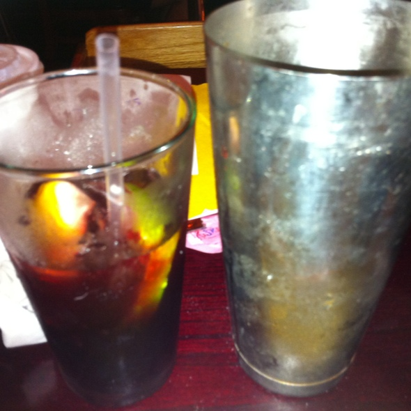 Red Sangria @ marchello's pizzeria and restaurant