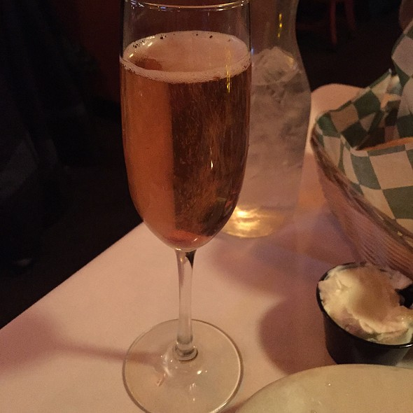 Champagne Cocktail - JD Hoyt's, Minneapolis, MN