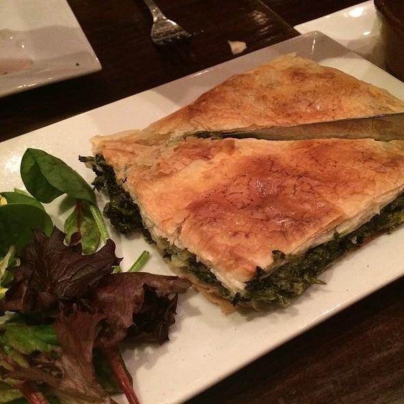 Spanakopita @ Dafni Greek Taverna