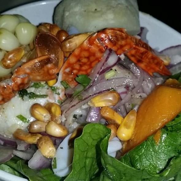 Mixed Seafood Ceviche @ Chimu Peruvian Cusina & Steak