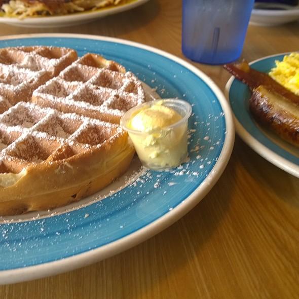 Belgian Waffle Slam