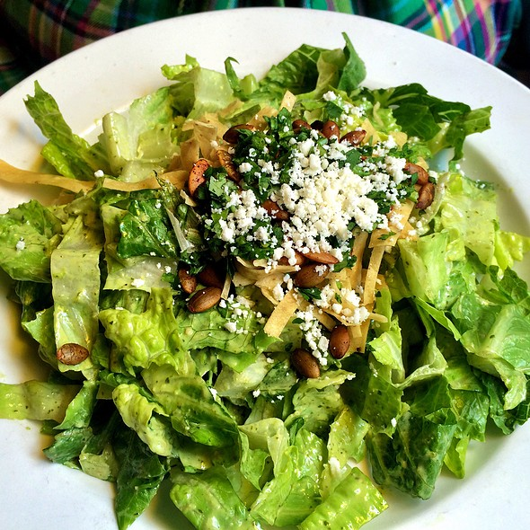 Caesar Salad - Cha Cha's Latin Kitchen, Brea, CA
