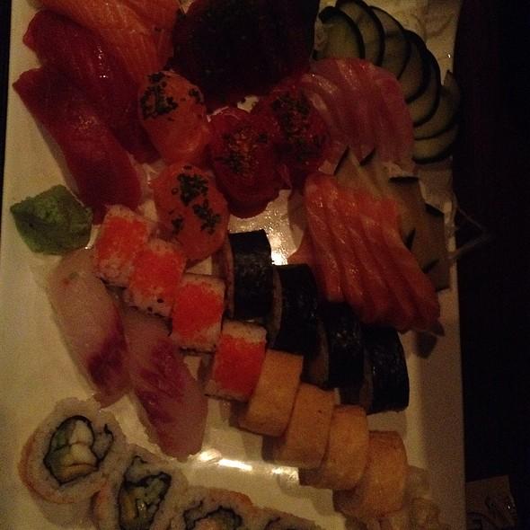 Sushi and Sashimi @ Terra