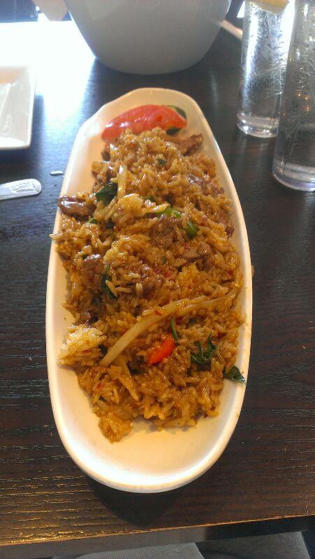 Sweetee Thai Cafe Menu