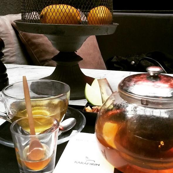 Green Tea @ Nişantaşı Karafırın