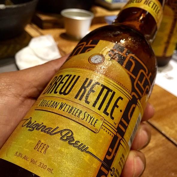Brew Kettle Beer @ Locavore