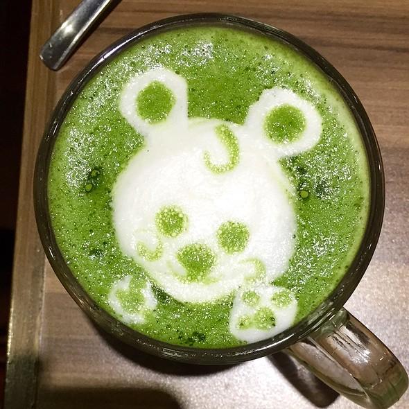 Matcha Latte @ Kissako