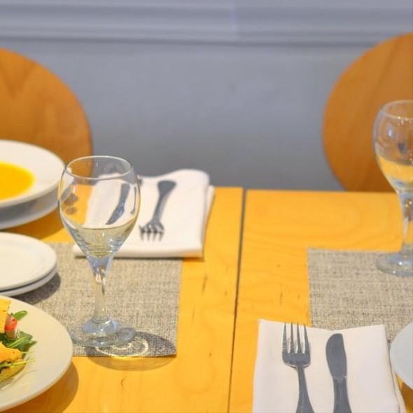 Table - Andiamo! A Neighborhood Trattoria, Santa Fe, NM