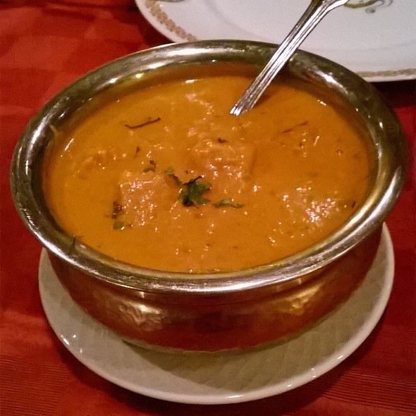 chicken tikka masala - The Indian Garden - Chicago, Chicago, IL