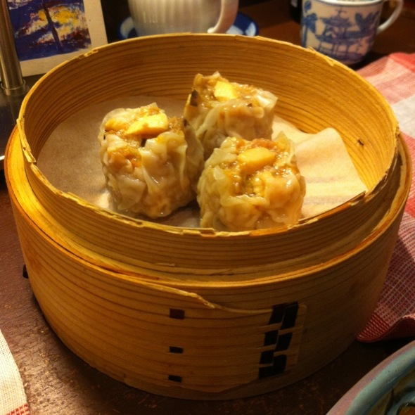 Bambooshoots Dumplings