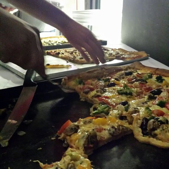 Pizza @ Forckenbeck