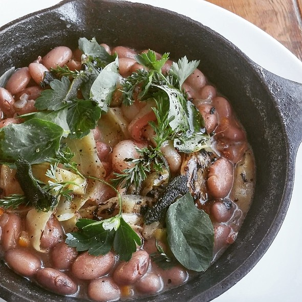 Pintos With Bacon @ Odd Duck Farm to Trailer