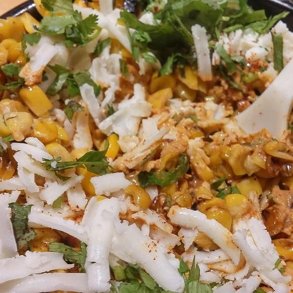 Mexican Street Corn @ Torchys Tacos