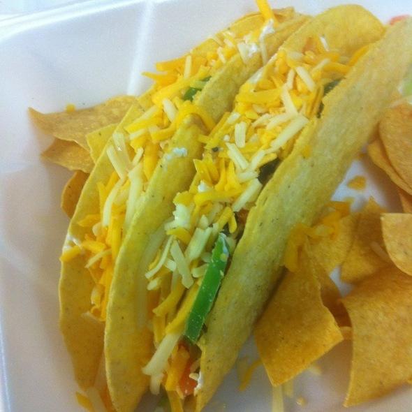 Dos Tacos Carnitas @ Tijuana Flats