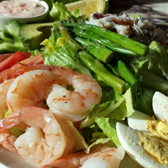 Shrimp Louie Salad - Palomino - Seattle, Seattle, WA