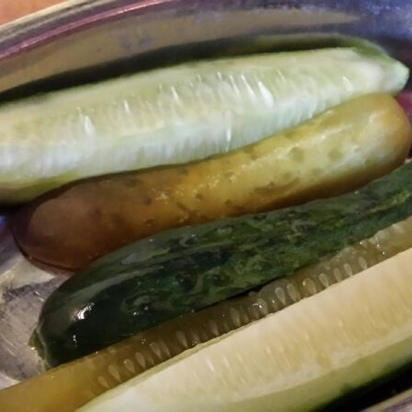 Housemade Pickles
