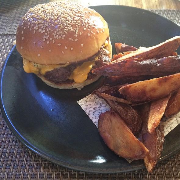 Cheeseburger And Potato Wedges - Husk - Charleston, Charleston, SC