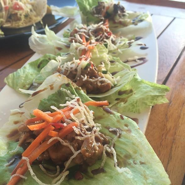 Lettuce wraps - Chart House Restaurant - Ft. Lauderdale, Fort Lauderdale, FL