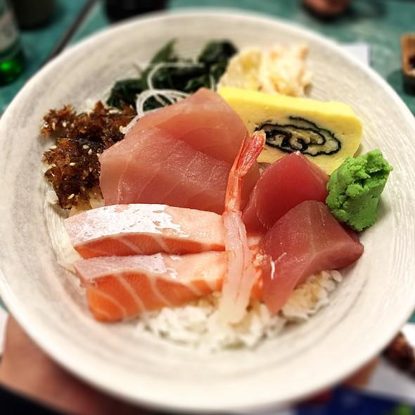 生魚海鮮丼 @ 鰻味屋