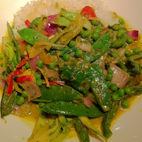Green Vegetable Curry - Big Bowl-Lincolnshire, Lincolnshire, IL