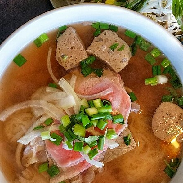 Special Pho @ Viet House