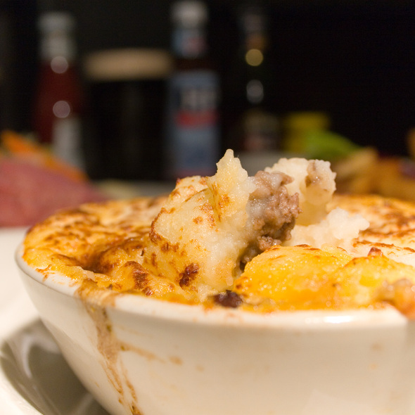 Shepherd's Pie @ Molly's Pub & Shabeen